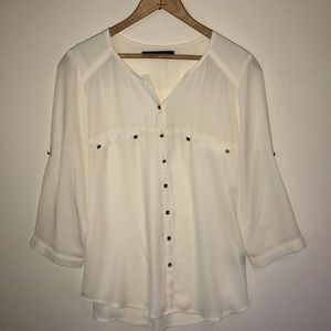 Foreign Exchange Blouse